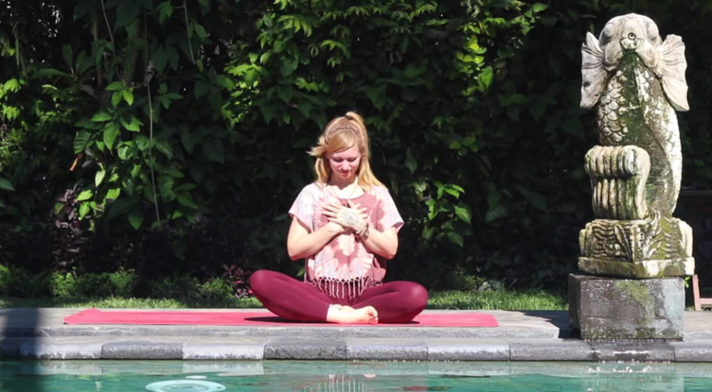 chakra online course awaken your full potential, erlebe dein volles potential salina holiday for the heart meditation yoga kundalini
