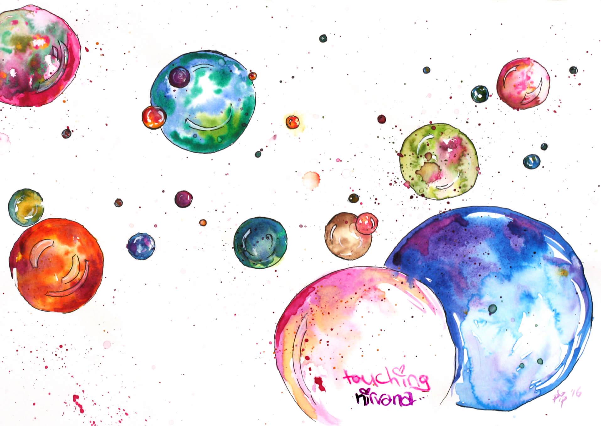 touchingnirvana bubbles
